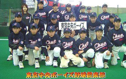 TOKYO CHUO BOYS